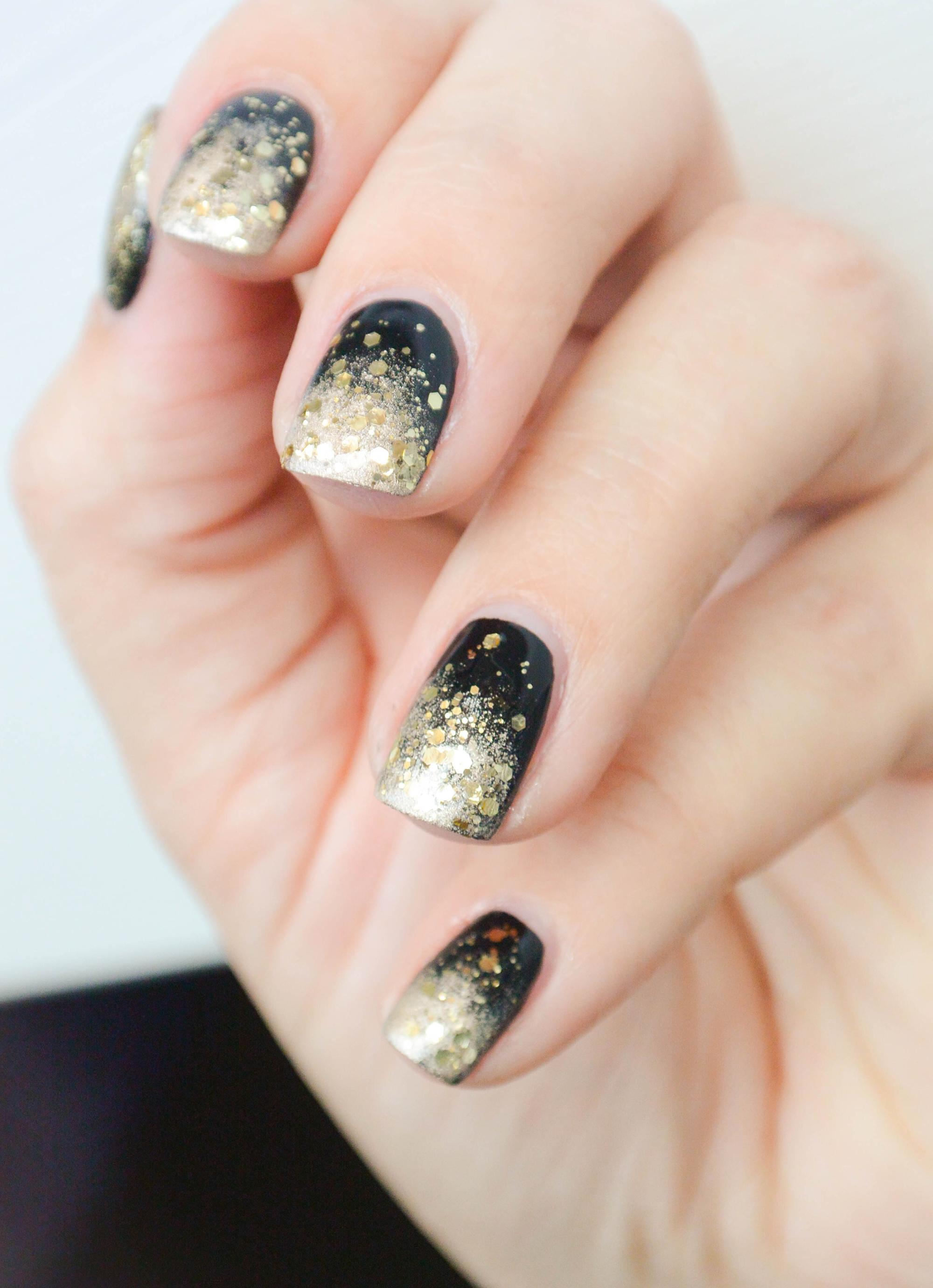 nail art capodanno