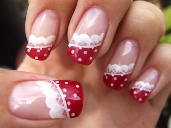 smalto unghie Natale