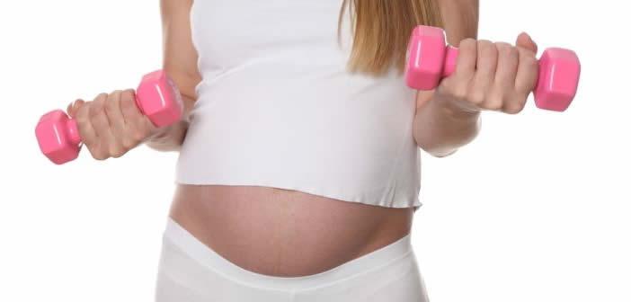 fare sport in gravidanza