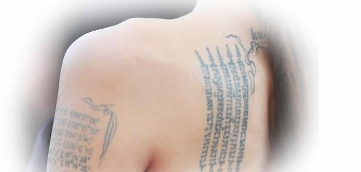 tatuaggio frasi celebri