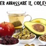 Come combattere il colesterolo in eccesso