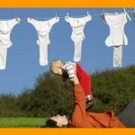 I pannolini lavabili