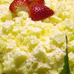La torta mimosa
