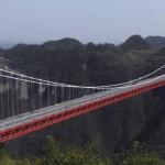 E' cinese il ponte più lungo e più alto del mondo