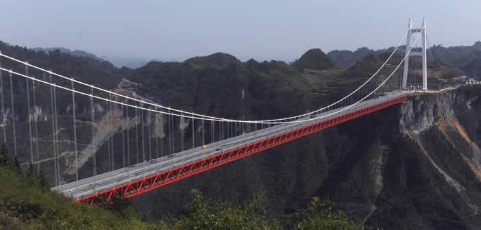 il ponte più alto del mondo