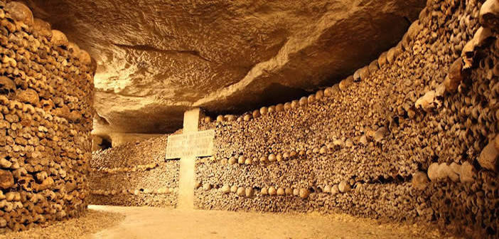 I sotterranei di Parigi
