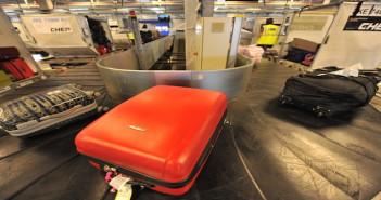 Valigia persa in aeroporto