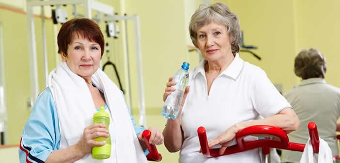 ginnastica per anziani