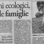 Pannolini biodegradabili o lavabili per le mamme ecologiche