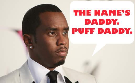 puff daddy