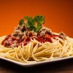 La pasta italiana? La preferita dei vip