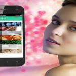 Un'app per contrastare l'acne a tavola