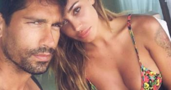 Belen e Marco Borriello: solo amicizia o ritorno di fiamma?