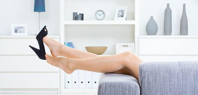 Gambe pesanti, quali calzature usare