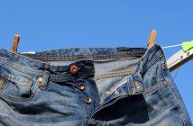 lavare i jeans
