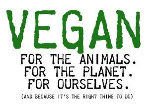 essere vegano