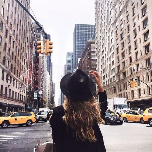 un'italiana a New York