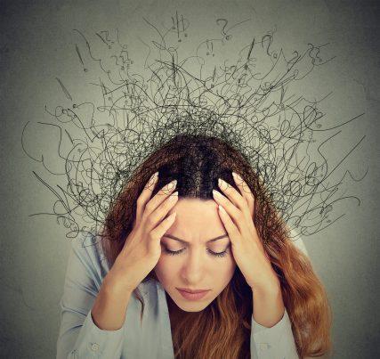 donna ansia e stress