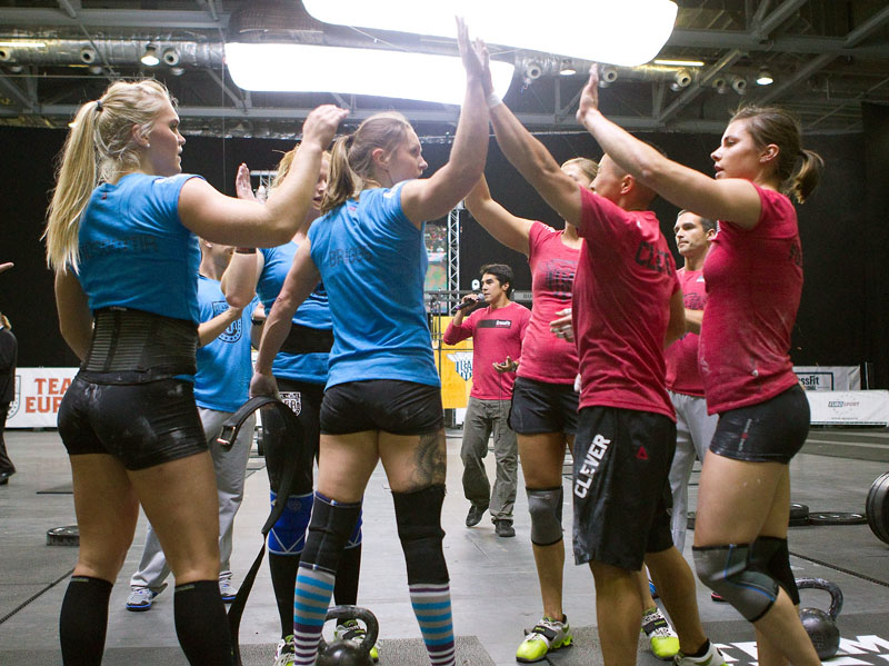 crossfit sport per donne