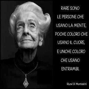 donne italiane più importanti Rita Levi Montalcini