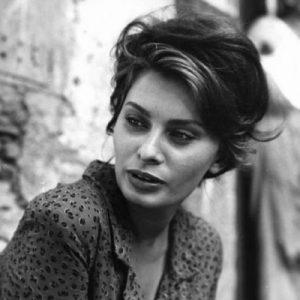 donne italiane più importanti Sofia Loren