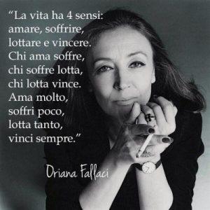 donne italiane più importanti oriana fallaci