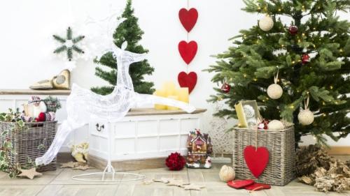 Natale in stile romantico