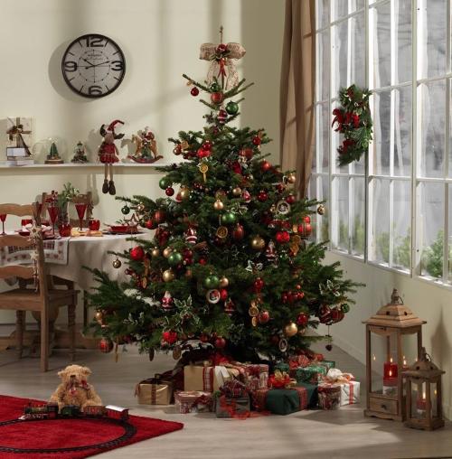 Natale in stile tradizionale