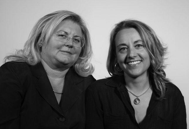 Barbara Jelenkovich e Giovanna Zordan