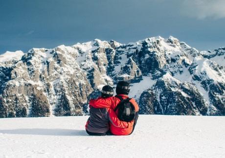 weekend san valentino montagna