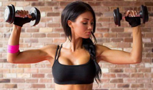 esercizi contro seno cadente