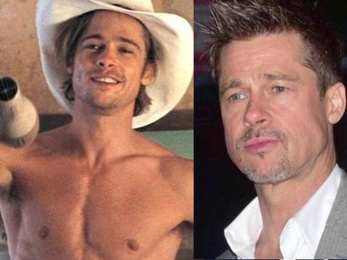 Brad Pitt, uno degli attori americani famosi più amati