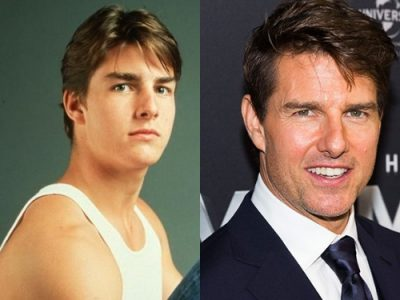 Attori belli? Tom Cruise!