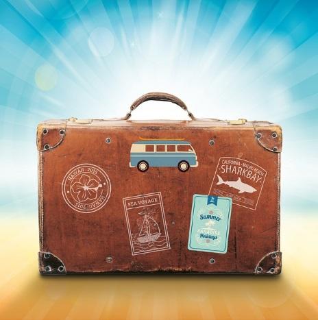 lista valigia vacanze mare