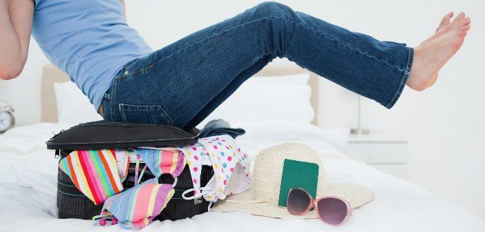 Cosa mettere in valigia: vacanza al mare arrivo!