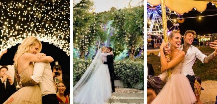 Matrimonio Chiara Ferragni – Fedez, l'evento più social dell'anno