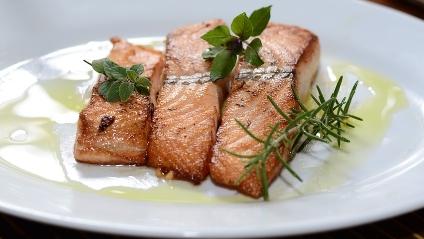 salmone dieta oloproteica