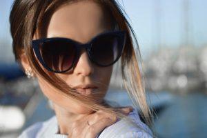 donna occhiali da sole