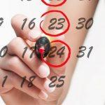 5 app per il ciclo mestruale