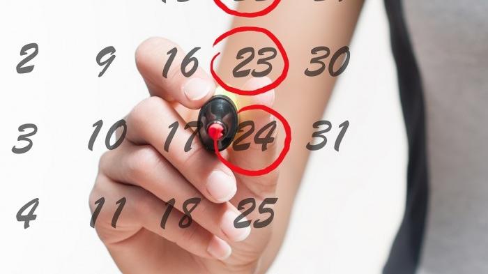 Calendario Del Ciclo Mestruale.App Per Il Ciclo Mestruale Le Migliori 5 App Per Monitorare