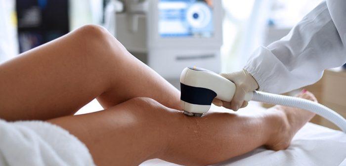 laser gambe