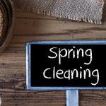 Pulizie di primavera: organizzazione veloce ed efficace