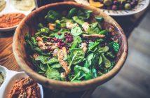 pollo insalata ricetta estiva carne